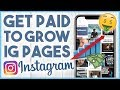 🤑 $25,000 / MONTH ON INSTAGRAM - HOW TO GET PAID TO MANAGE INSTAGRAM ACCOUNTS FOR CLIENTS 🤑