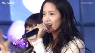 080330 - SNSD - Baby Baby @ Music Star