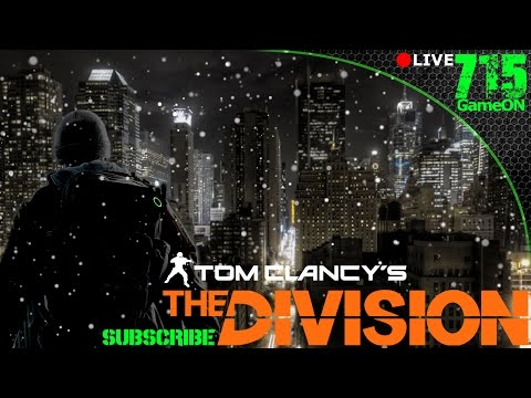 The Division Episode 5 Solo - Good Morning NYC - PS4 Live Gameplay