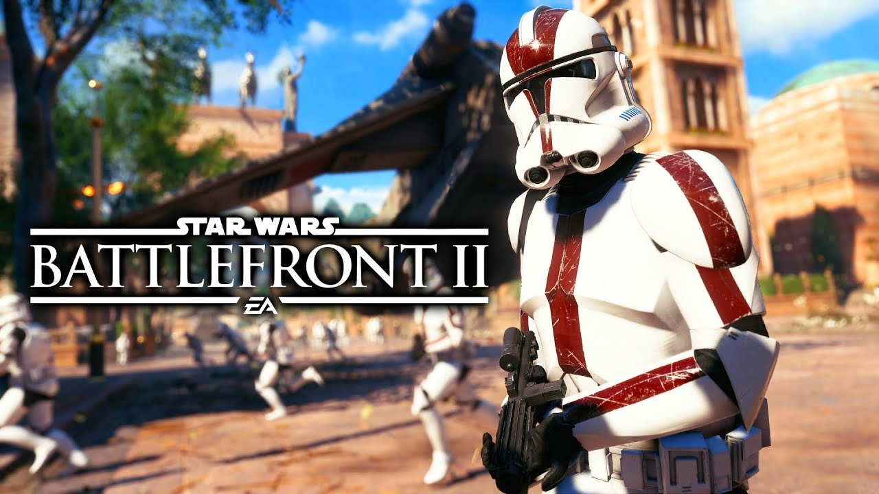 Star Wars Battlefront 2   Humorous Moments #three