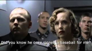 Hitler finds out that Greg Maddux wasn't a unanimous Hall of Famer