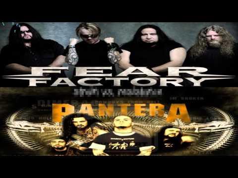 Pantera - Fear factory \m/