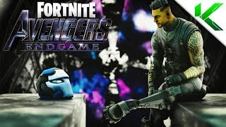 Avengers Endgame Trailer But It's Fortnite - Fortnite Short Film