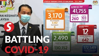 Health Ministry: 3,170 new cases for 172,549 total, 12 fatalities bring death toll to 642