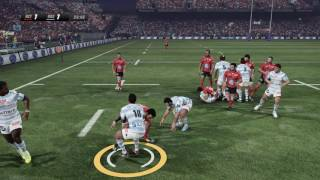 TOULON - RACING METRO 92 : Rugby Challenge 3 [PC][FR]