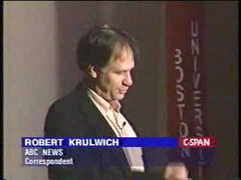 Robert Krulwich: Can We Believe What Journalists Report? - 3
