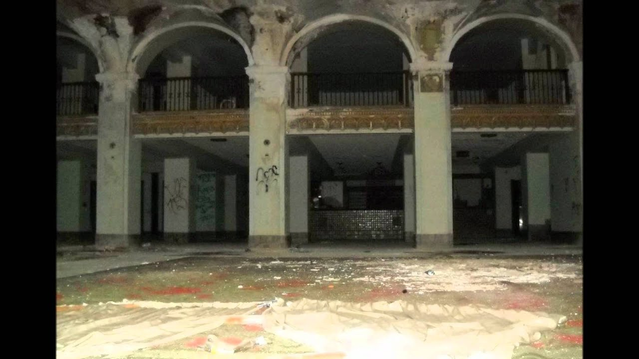 Ghost Tour Of Baker Hotel Mineral Wells Texas