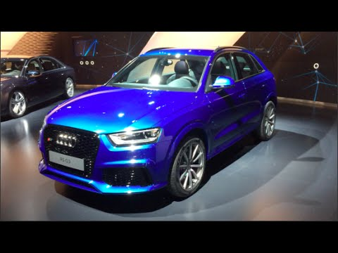 Audi RS Q3 2015 In detail review walkaround Interior Exterior ...