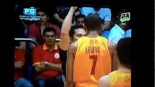 Calvin Abueva Highlights 2