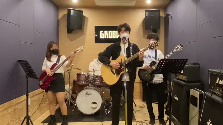 [MUSIC] 바이브 겨울방학 합주🎵 - 카더가든 꿈을 꿨어요 cover.