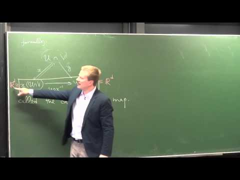 Lecture 2: Topological Manifolds (International Winter School on Gravity and Light 2015)