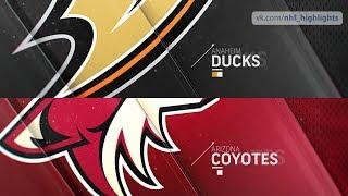 Arizona Coyotes vs Anaheim Ducks Oct 10, 2018 HIGHLIGHTS HD