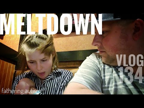 Public Meltdown ~ A Bad Day