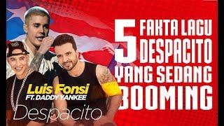 5 Fakta Lagu 'Despacito' yang Sedang Booming