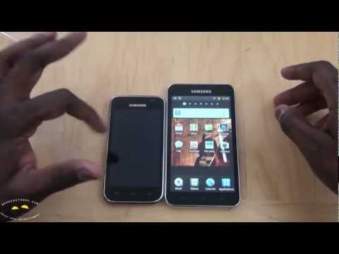 Samsung Galaxy Player 4.0 Unboxing & First Impressions