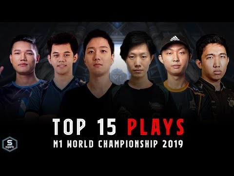 Mobile Legends M1 Playoff Top 15 Highlights | #INDOPRIDE | M1 World Championships
