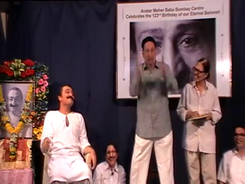 Meher Baba's Birthday Celebration 2017 - By Bombay center - Act 7