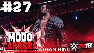 wwe 2k18 modo carrera   royal rumble   capitulo 27