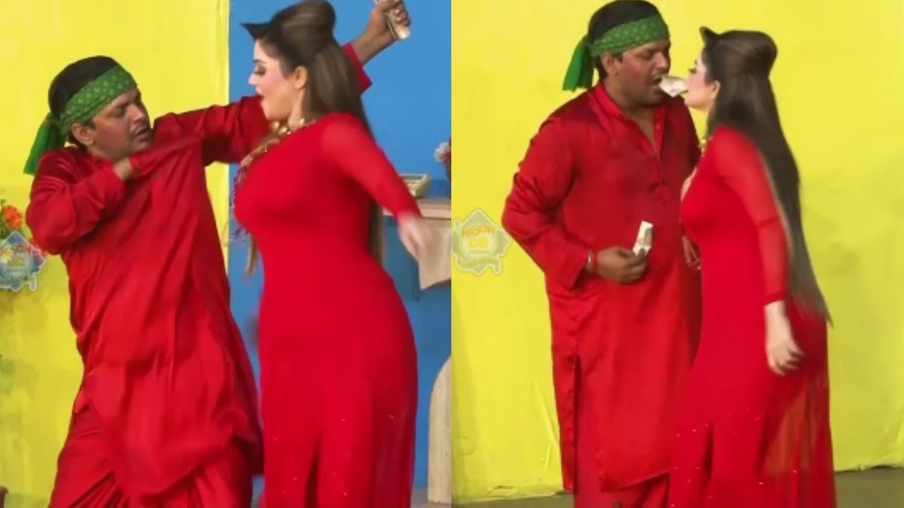 Imran Shoki and Feroza Ali New Stage Drama 2020 - Full Comedy Clip 2020