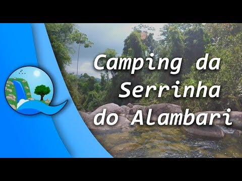 Camping Da Serrinha Do Alambari