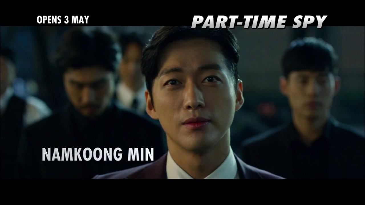 PART TIME SPY TRAILER- Di Bioskop 03.05.17