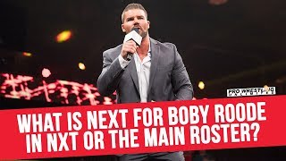 What's Next For Bobby Roode In NXT Or The Main Roster