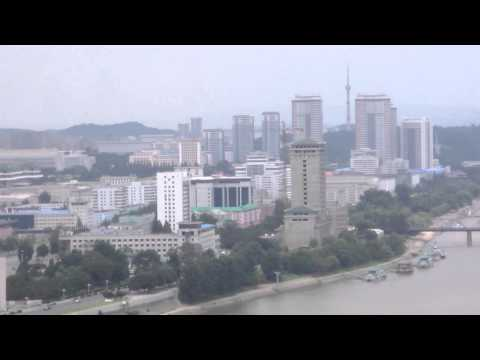 Pyongyang And The Taedong River