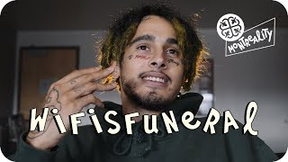 Wifisfuneral x MONTREALITY ⌁ Interview