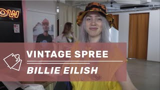 Billie Eilish - Vintage Spree