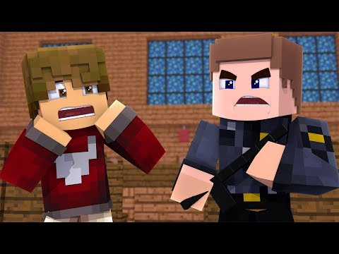 Jay Nearly Arrested On Christmas!? - Parkside University [S2.EP8] Minecraft Roleplay