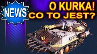 O KURKA! Taakie dziwolągi nadciągają do World of Tanks konsolowego