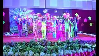 BTPNNS | Tarian RIMUP Kebangsaan 2015 - Kedah