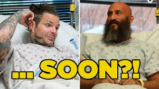 16 Injured WWE Stars (And When They're Set To Return)