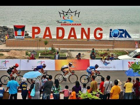 [Live Full] Tour de Singkarak 2016 - Etape 8 Finish Pantai Padang Muaro Lasak