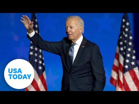 President-elect Joe Biden makes transition announcement   USA TODAY