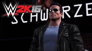 WWE 2K16 - Gameplay Trailer @ 1080p HD ✔