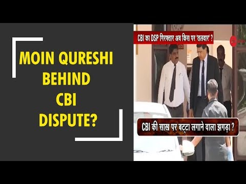 Is Moin Qureshi the 'mastermind' behind CBI dispute? Watch debate