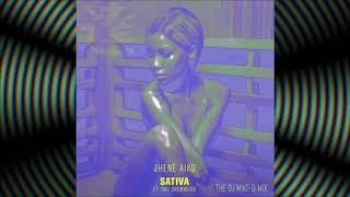 Jhené Aiko - Sativa (ft Rae Sremmurd) 1 Hour With Lyric