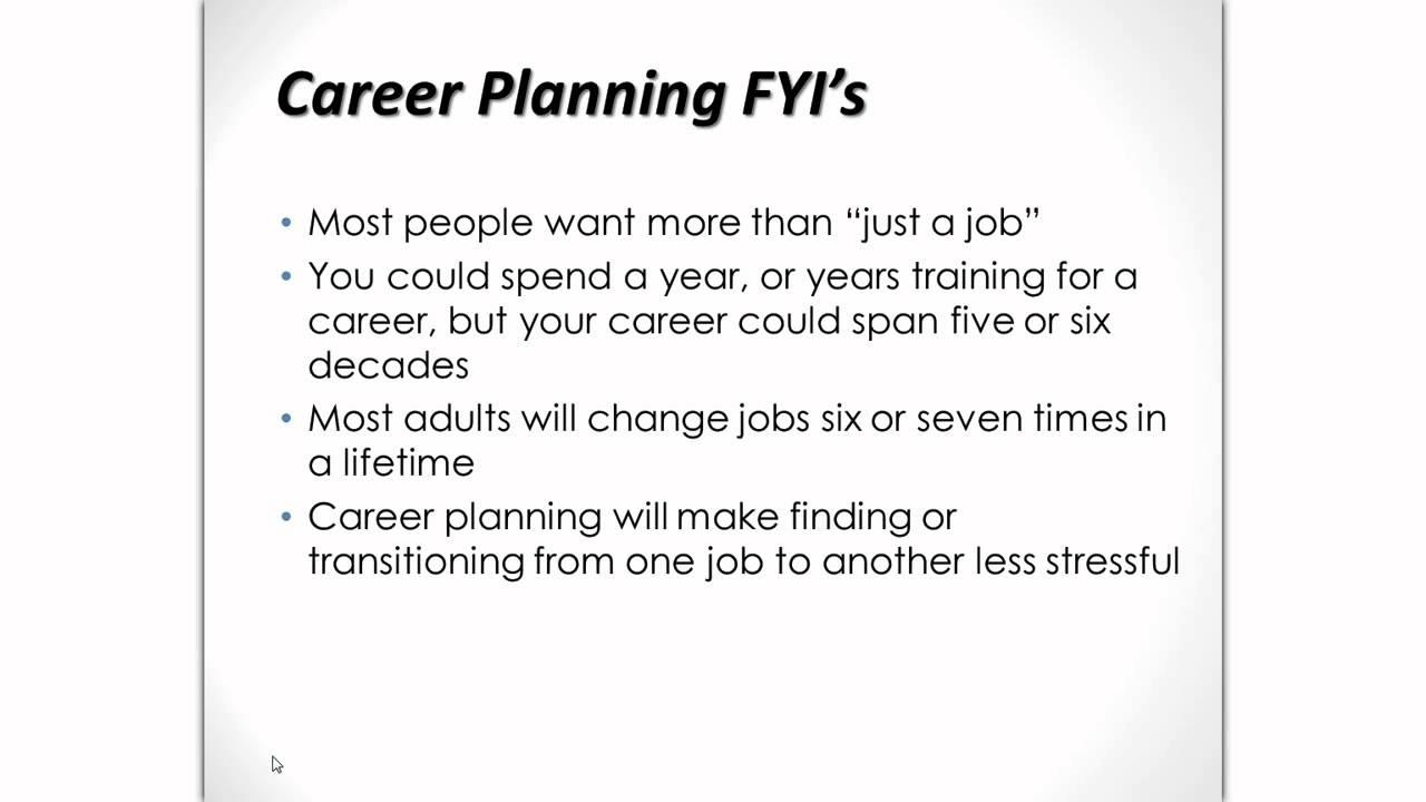 what is career planning what is career planning