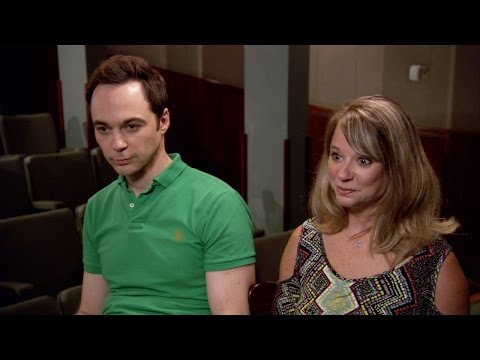Connecting with Jim Parsons' Father  Long Island Medium