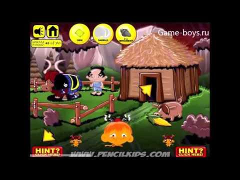 Прохождение игры Счастливая обезьянка самураи