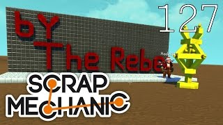 Scrap Mechanic [#127] Mapa Co-Op by The Rebe (Mapa Widza)