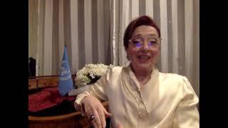 "Daniela Bas, United Nations – Seminario online ""Women, Leadership & Sport"""