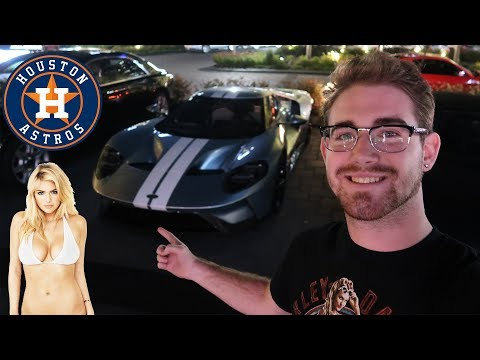 We Found Justin Verlander and Kate Upton's 2018 Ford GT!! + 1 of 4 WHITE Carrera GT