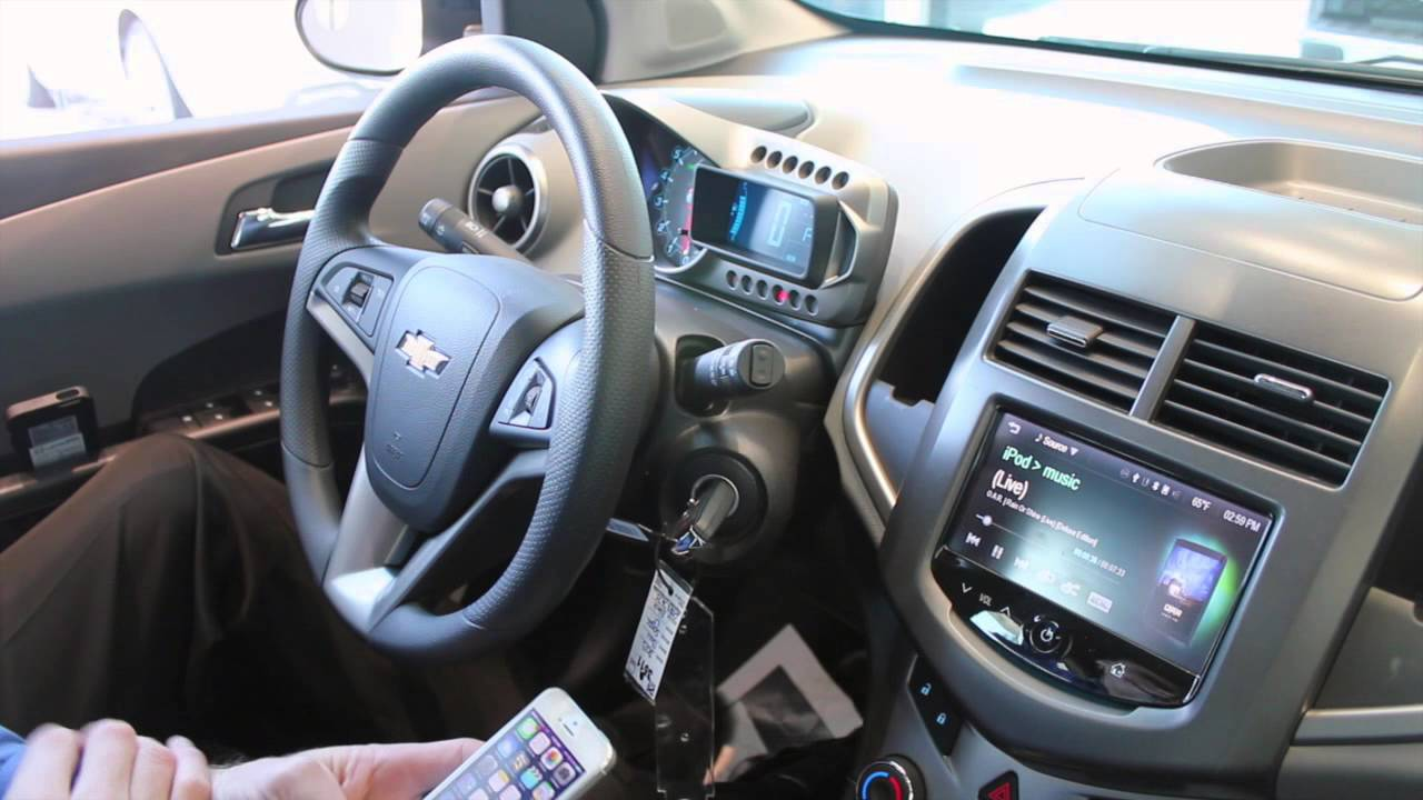 My Link Chevrolet >> Ask The Chevy Dude How To Use Mylink On Chevy Sonic Bachman Chevrolet