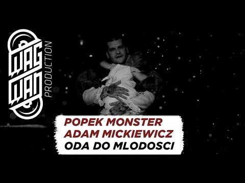 Popek Monster Interpretation Adam Mickiewicz Oda Do