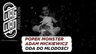 Teledysk: (POPEK MONSTER INTERPRETATION) ADAM MICKIEWICZ - ODA DO MLODOSCI