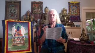 07-01-2021  Medicine Buddha (with world)