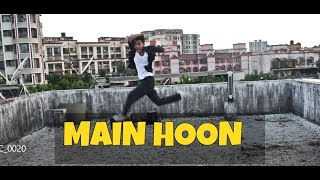 Main Hoon Dance | Munna Michael | Dance Cover 2017| Best Dance Choreography