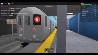 Roblox U-Bahn-Test: SELTENE R62A 9 Zug